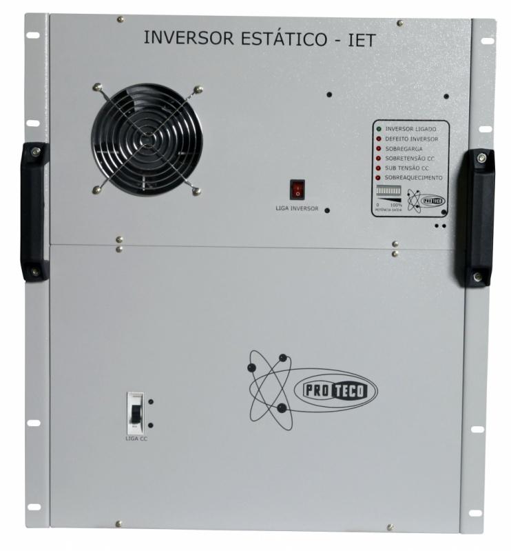 Comprar Inversor de Alta Frequência Industrial Bahia - Inversor Estático Monofásico