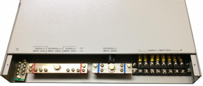 Quadro de Distribuição para Telecomunicações Bahia - Quadro de Distribuição de 22 Disjuntores