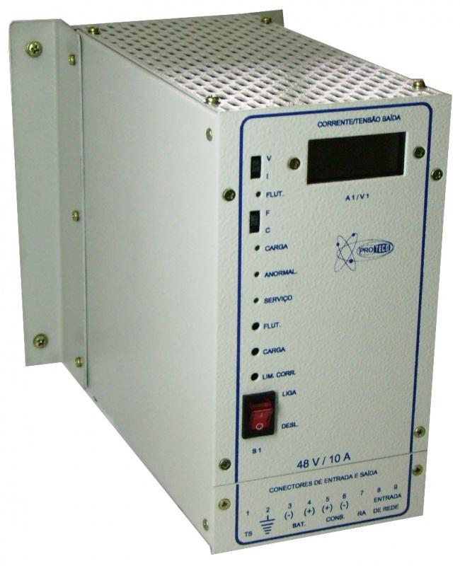 Empresa de Sistema Retificador Telecom Rondônia - Sistema Retificador 48v