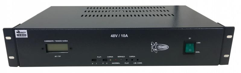 Sistema Retificador 48v Sergipe - Unidade Retificadora para Telecom
