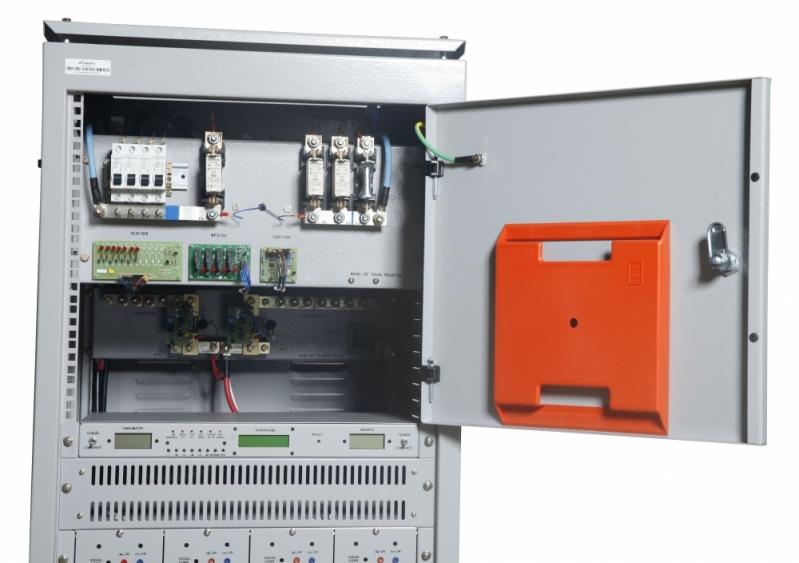Sistemas Retificadores 48v Amazonas - Unidade Retificadora para Telecom
