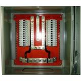 quadros de distribuição elétrica Sergipe