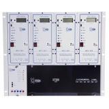 sistema retificador para telecomunicações